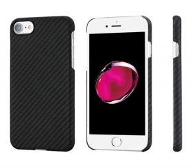 black Iphone 7/8 case