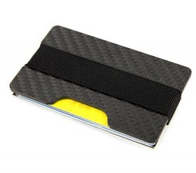 one_groove_black_carbon_card_holder_black_elastic_stripe_hold_cards