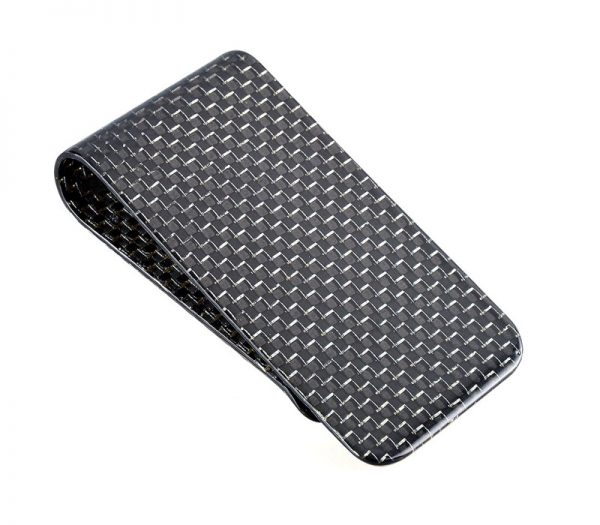 glossy-silver-carbon-fiber-money-clip-back