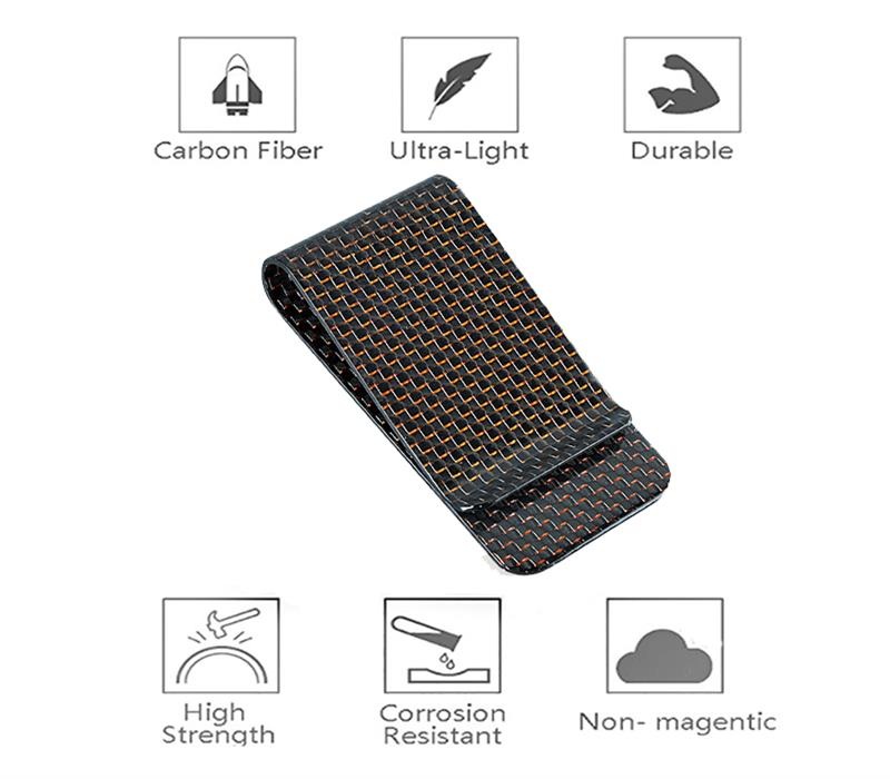 glossy-red-carbon-fiber-money-clip-features